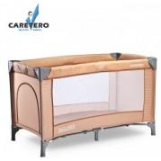 Cestovná postieľka Caretero BASIC 2016, beige