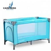 Cestovná postieľka Caretero BASIC 2016, blue