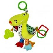 Závesná hračka s vibráciou, Krokodíl