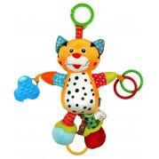 Závesná hračka s vibráciou, Tigrík