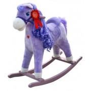 Hojdací koník Milly Mally Princess, violet