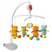 BABY ONO hudobný kolotoč, Plyšové medvedíky