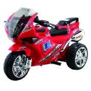 Športová elektrická motorka Baby Mix, červená