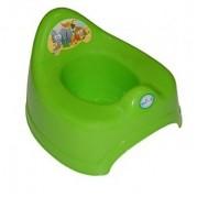 Hrajúci detský nočník TEGA Safari, zelený