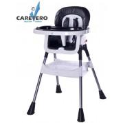 Stolička Caretero POP, black