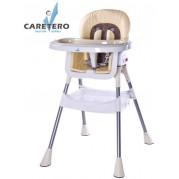 Stolička Caretero POP, cappuccino