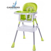 Stolička Caretero POP, green