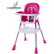 Stolička Caretero POP, magenta