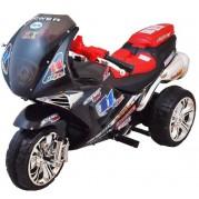 Športová elektrická motorka Baby Mix, čierna