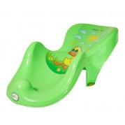 Lehátko na kúpanie Tega Kačička, zelené