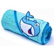 Osuška Sensillo 3D Zvieratká, 75x75cm/blue