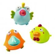 Hračky do vane Baby Ono Birds, 3ks