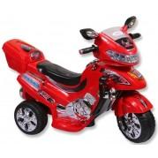 Elektrická motorka veľká, BAYO red