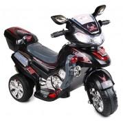 Elektrická motorka veľká, BAYO black