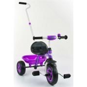 Detská trojkolka Milly Mally Boby TURBO, purple