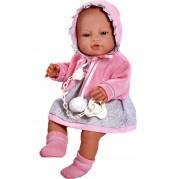 Luxusná detská bábika Berbesa Amanda, 43cm