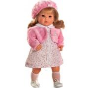 Hovoriaca detská bábika Berbesa Angelica, 45cm
