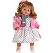 Hovoriaca detská bábika Berbesa Carla, 53cm