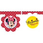 Párty girlanda MINNIE
